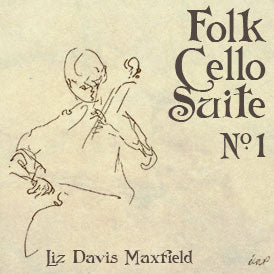 Folk Cello Suite EP
