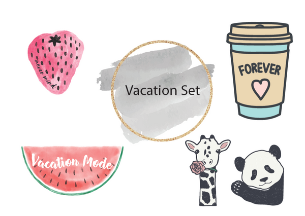 Vacation Set