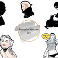 Powerful women Set