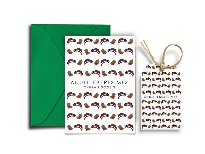 Anuli Card + Tag