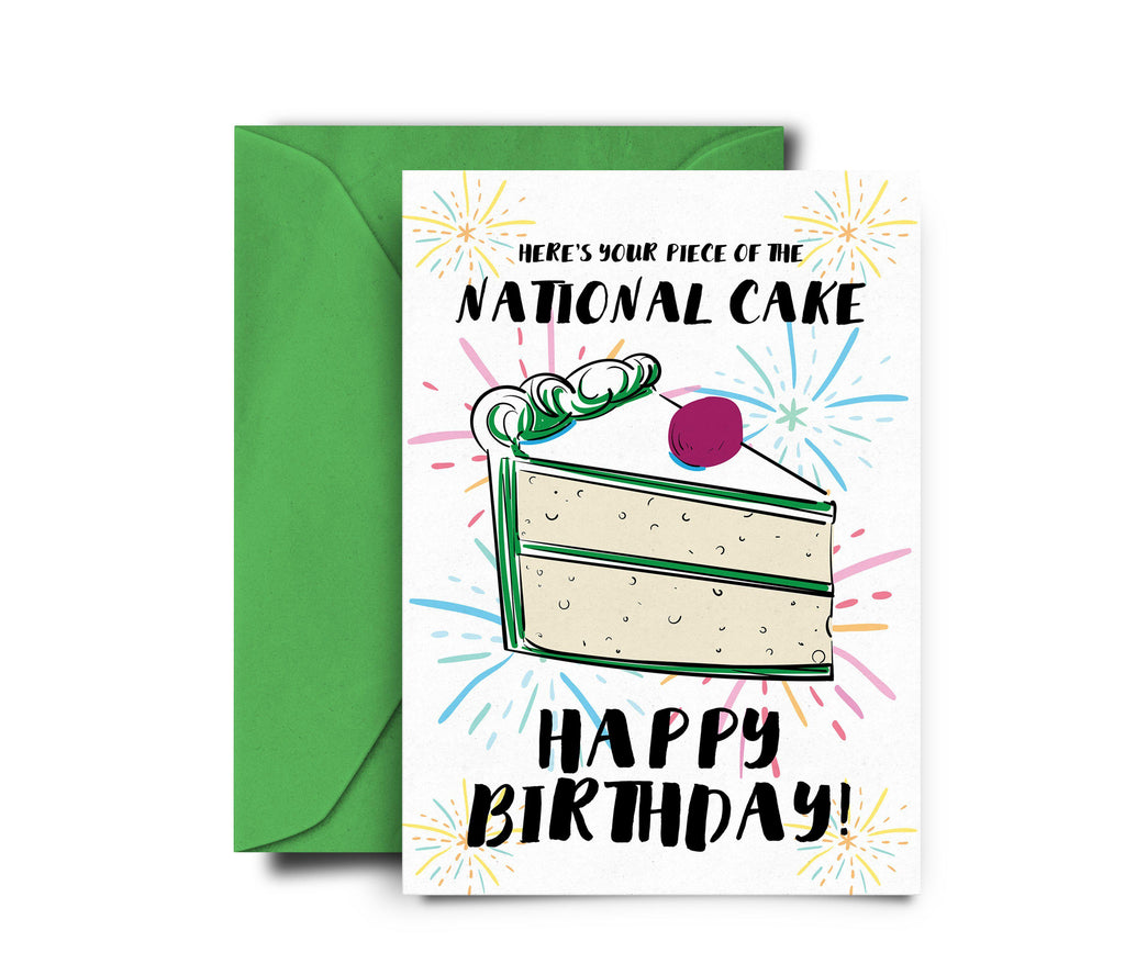 National Cake - Not Just Pulp