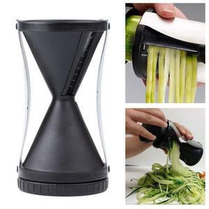 Easy-to-use Vegetable Spiralizer