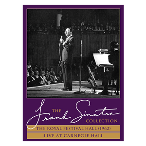 The Royal Festival Hall (1962) + Live at Carnegie Hall DVD