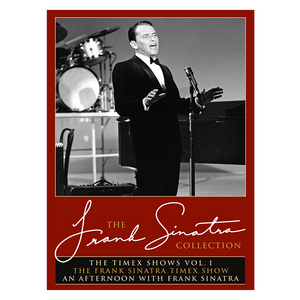 The Timex Shows Vol. 1 (The Frank Sinatra Timex Show & An Afternoon With Frank Sinatra) DVD