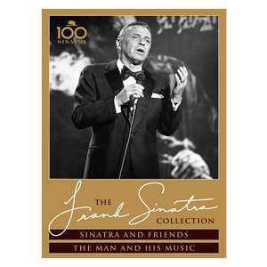 Sinatra And Friends + The Man And His Music DVD