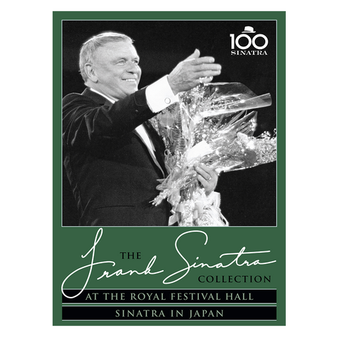 At The Royal Festival Hall + Sinatra In Japan DVD