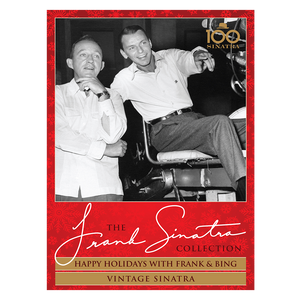 Happy Holidays with Frank & Bing + Vintage Sinatra DVD