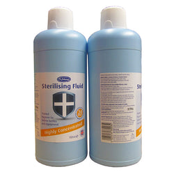 DR JOHNSON STERILISING  FLUID