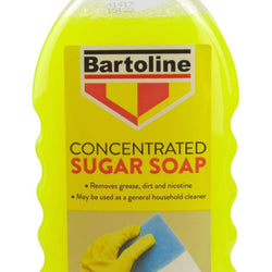 500ML BARTOLINE SUGAR SOAP