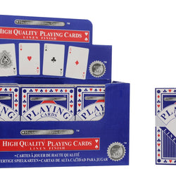 PLASTIC CASE QUALITY PLAYING CARDS