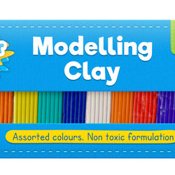 16 PACK MODELLING CLAY