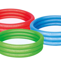 "48"" X 10"" 3 RING PADDLING POOL"