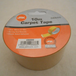 10MTR ROLL OF CARPET TAPE