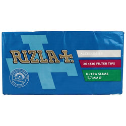 RIZLA ULTRA SLIM 120 PACK TIPS