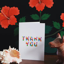 Load image into Gallery viewer, Thank You - Greeting Card