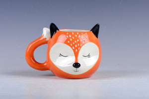 Fuchs Kaffeebecher | Sleeping Fox Mug