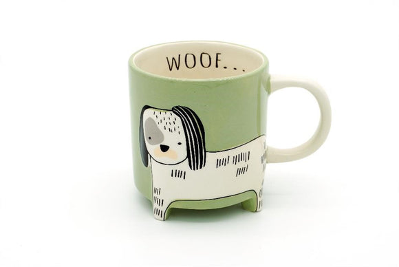 Niedliche Tiertassen | Cute Animal Mugs