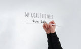 "Spiegel Sticker ""My Goal This Week"""