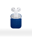 DUC HENRI - Electric Blue Alligator Airpods 2
