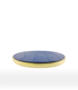 DUC HENRI - Alligator Gold Wireless Charger