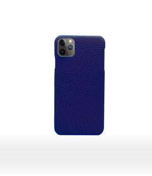 blue calf iphone case luxury duc henri