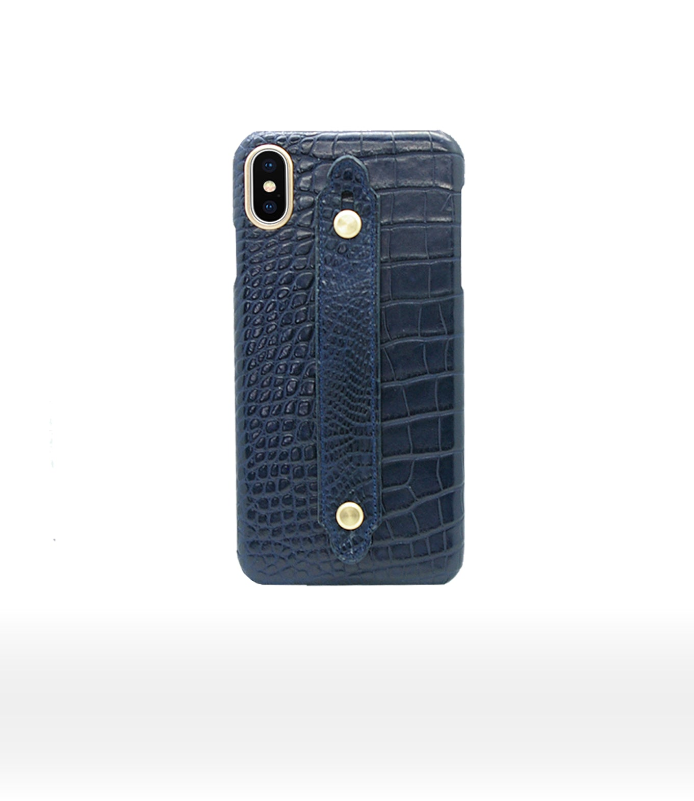 DUC HENRI - Alligator Finger Case