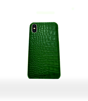 DUC HENRI - Alligator iPhone Case