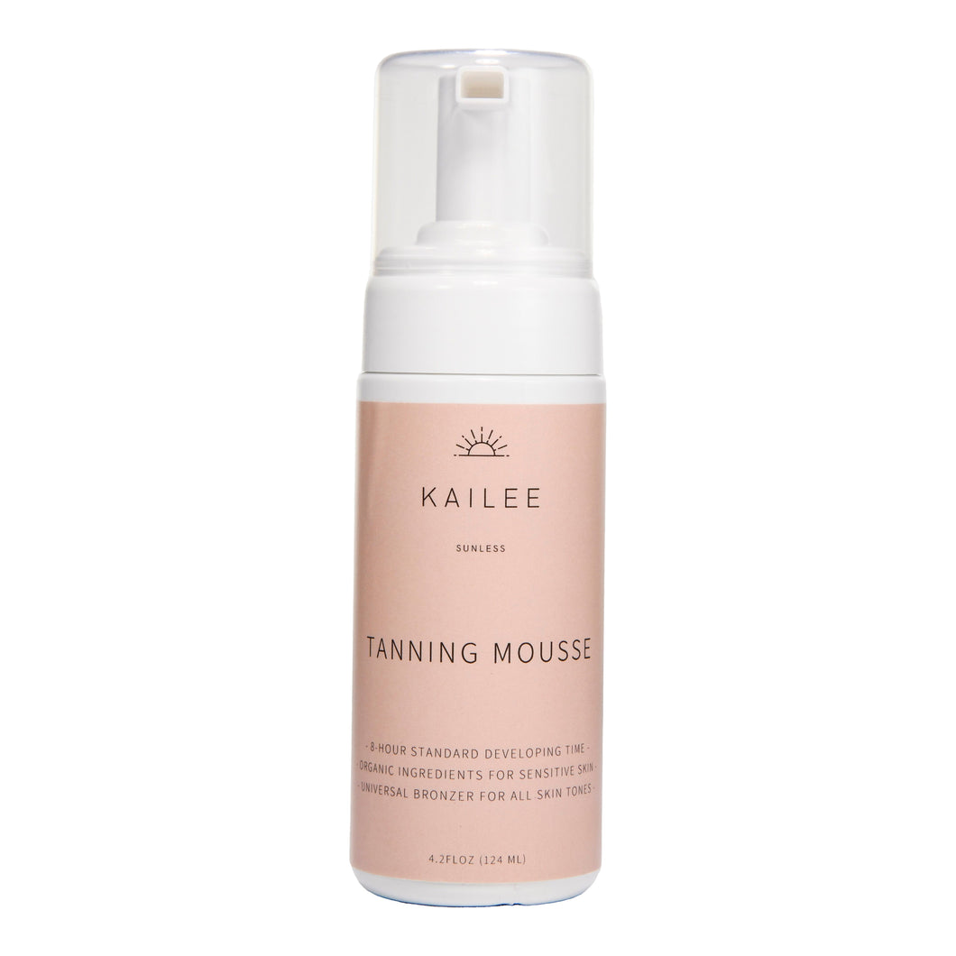 Kailee Sunless Tanning Mousse