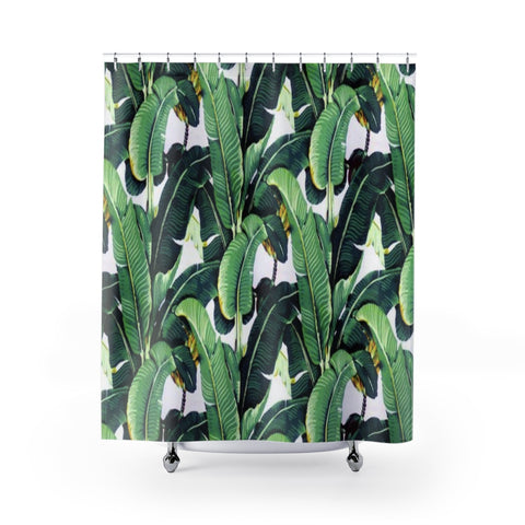The Blanche Shower Curtains