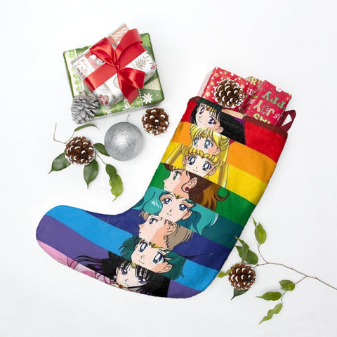 Sailor Moon Christmas Stockings