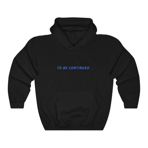 Star Trek To Be Continued... Hoodie