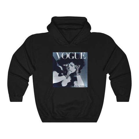 Vogue Delta Edition Hooded Sweatshirt