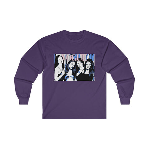 Vogue: Charmed Ones Ultra Cotton Long Sleeve Tee