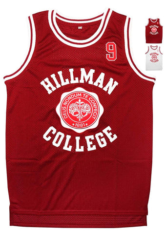 Hillman College Basketball Jersey