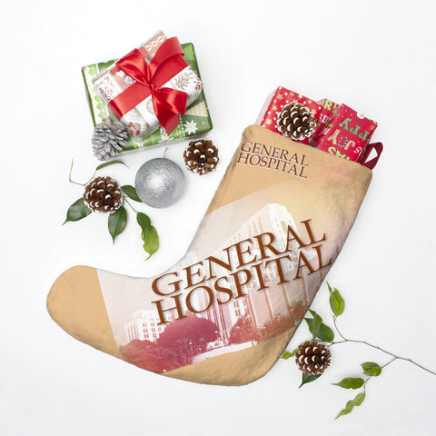 General Hospital Christmas Stockings