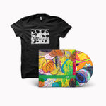 "VENNART: ""BLIZZARD"" BUNDLE 1: ALBUM ON CD & T-SHIRT"