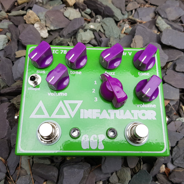 VENNART: INFATUATOR GUITAR PEDAL VERSION 3.0