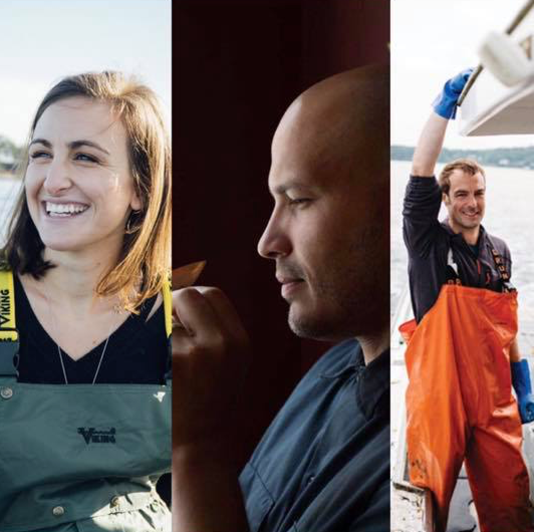 Event: From Sea to Table with Barton Seaver and Briana Warner