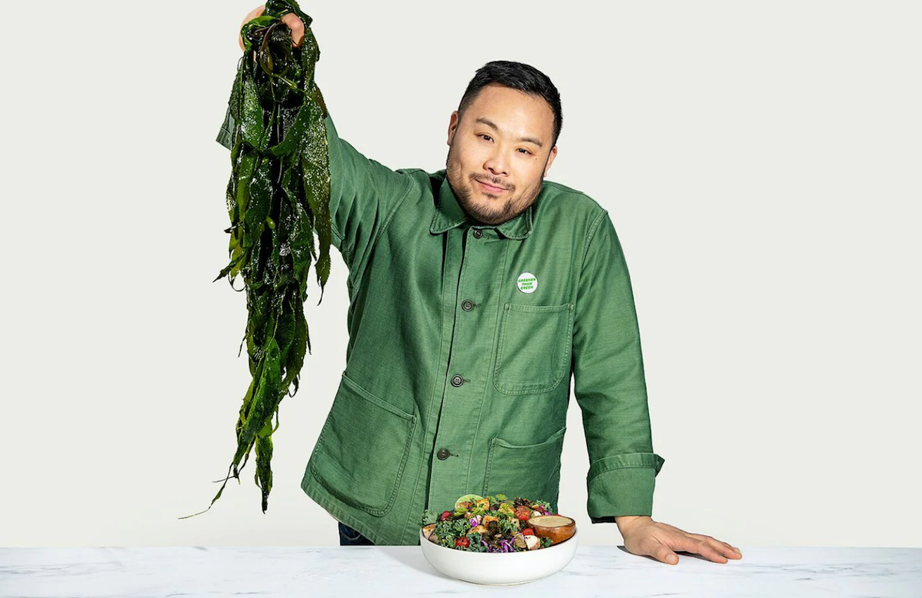 The Washington Post: When David Chang and Sweetgreen Met Atlantic Sea Farms Kelp