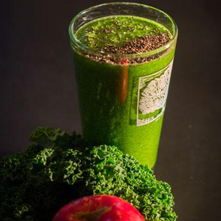 Immunity Boosting Kelp Smoothie