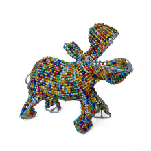Load image into Gallery viewer, Genuine African Beadwork Hippo