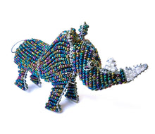 Load image into Gallery viewer, Genuine African Beadwork Rhino