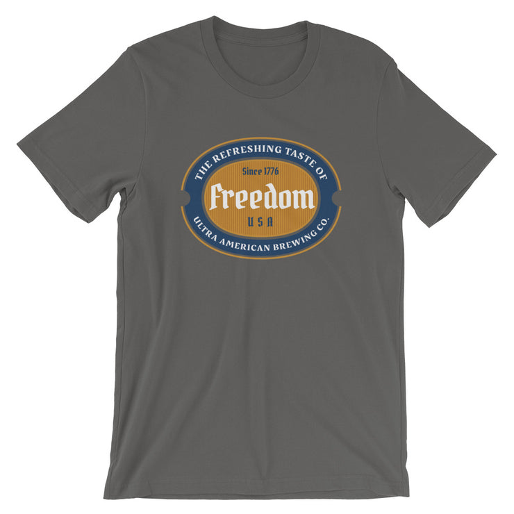 Freedom Ale - Front - Men's Tee