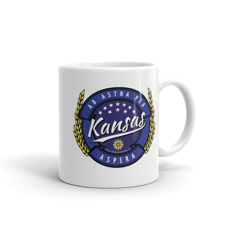 Kansas Wheat Beer - Mug
