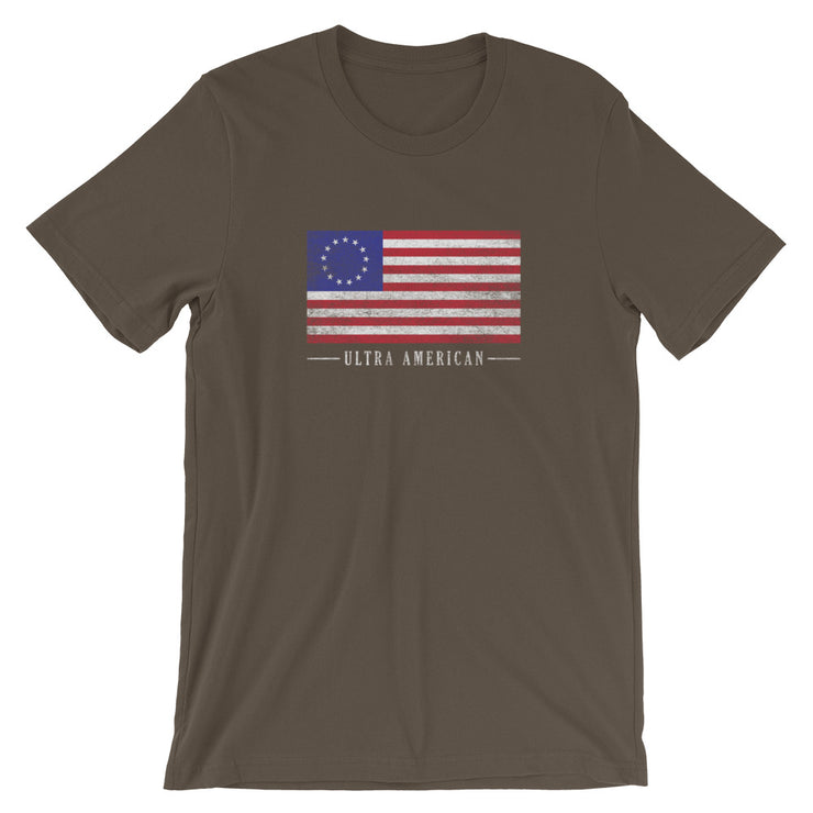Betsy Ross Flag - Men's Tee