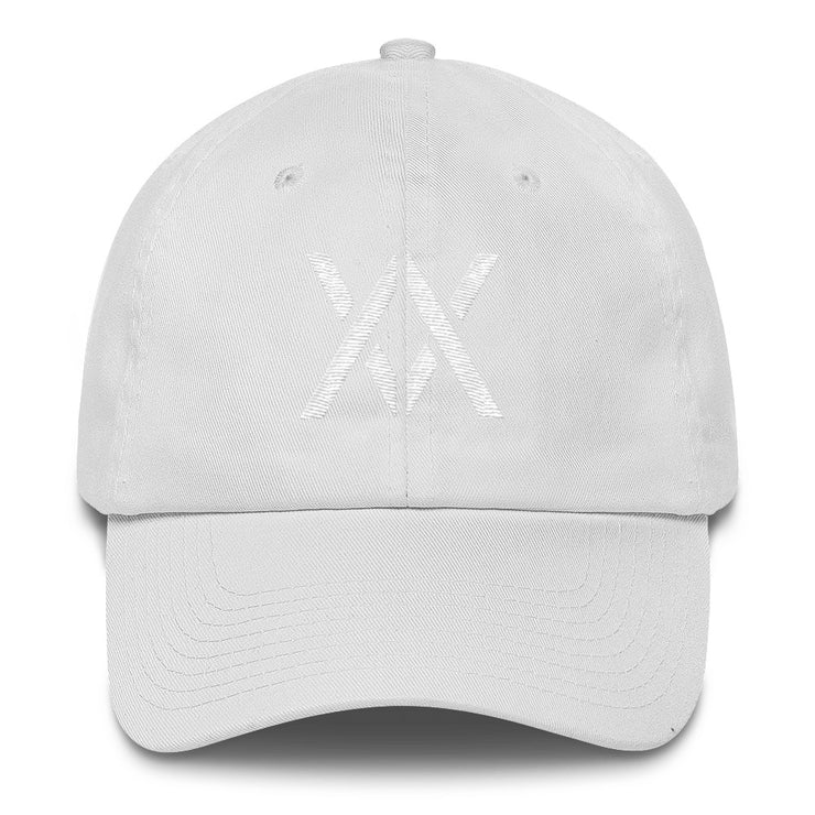 Ultra American Logo Cap - White Thread