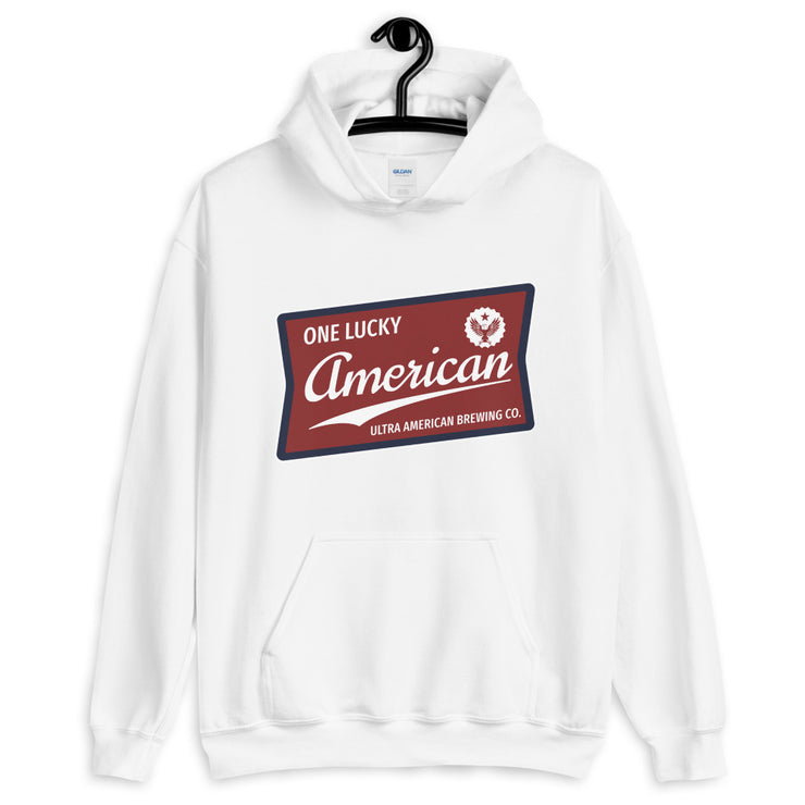 One Lucky American - Unisex Hoodie