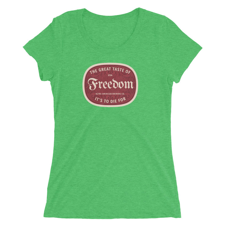 Freedom Lager - Women's Tee