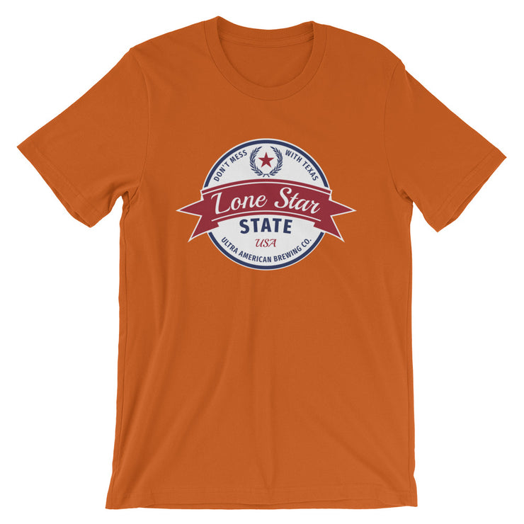 Lone Star IPA - Front - Men's Tee