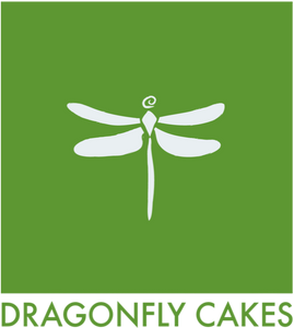Dragonfly Cakes